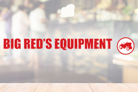 Big Red's Equipment