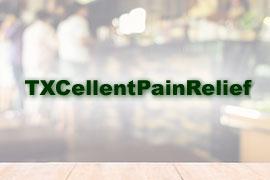 TXcellent Pain Relief
