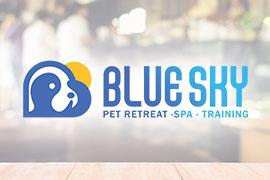 Blue Sky Pet Retreat – Spa – Training