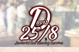 Davis 25/8 Carpet Cleaning & Janitorial Services