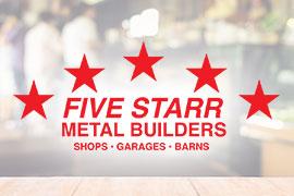 Five Starr Metal Builders