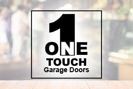 1 Touch Garage Doors