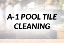 A-1 Pool Tile Cleaning