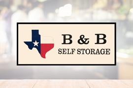B&B Self Storage