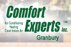 Comfort Experts Inc. Granbury