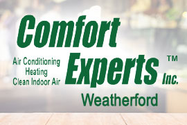 Comfort Experts Inc. Weatherford